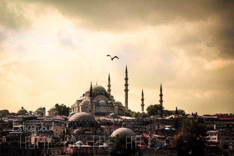 meczety w Turcji stambuł