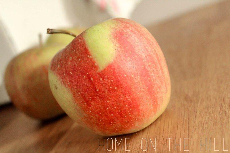 zdjęcie jabłka