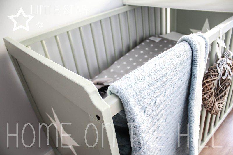 łóżeczko niemowlaka, kącik niemowlaka, oryginalne łóżeczko dla niemowlaka