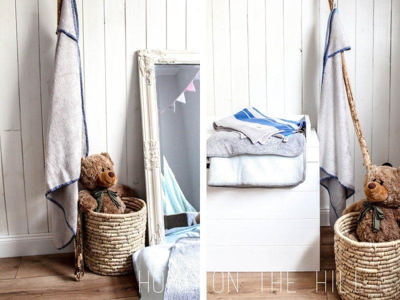 ręcznik bambusowy