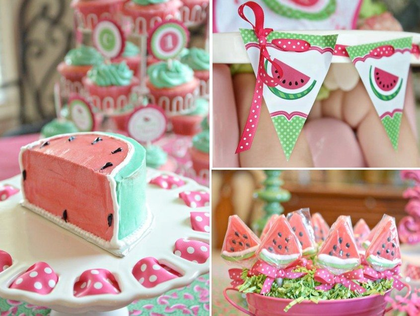 Watermelon-themed-birthday-party-via-Karas-Party-Ideas-karaspartyideas.com-watermelon-summer-party-idea-girl-1