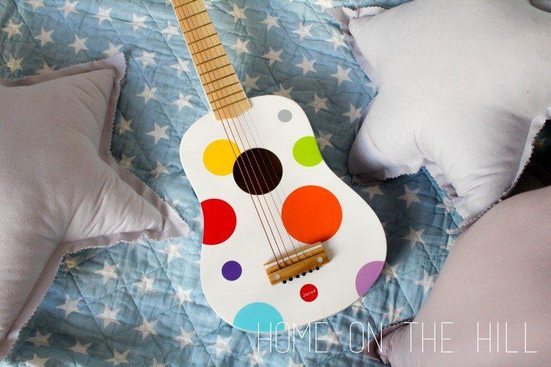 gitara dla dziecka