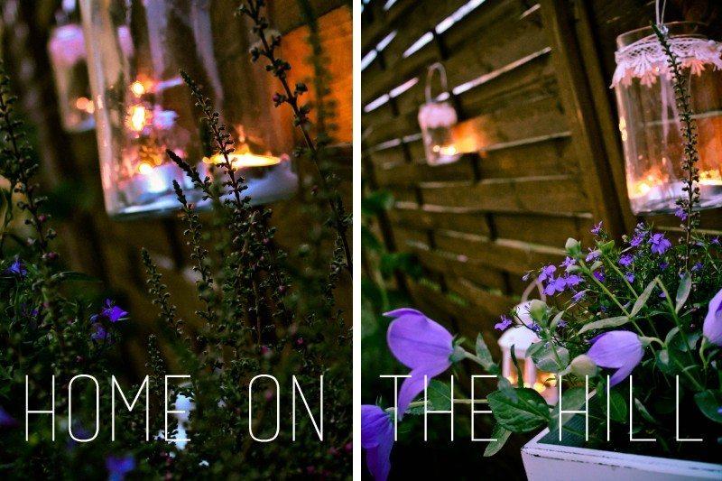 pomysł na lampiony DIY