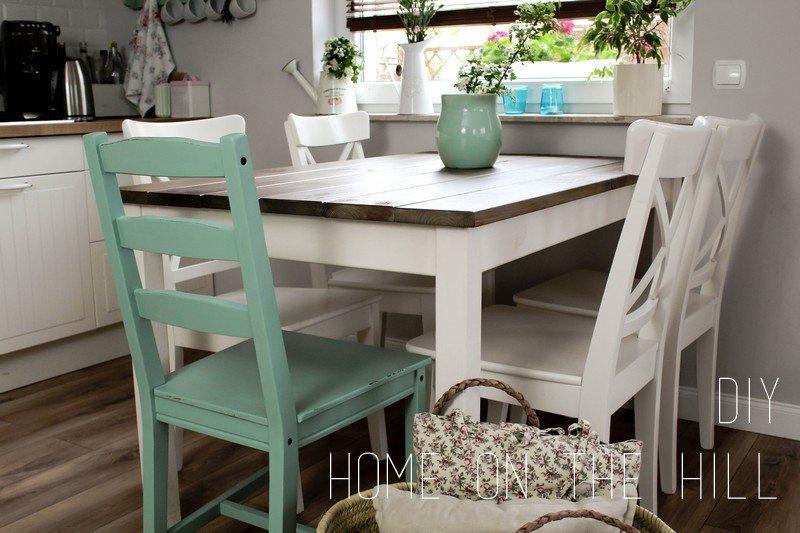stół z charakterem