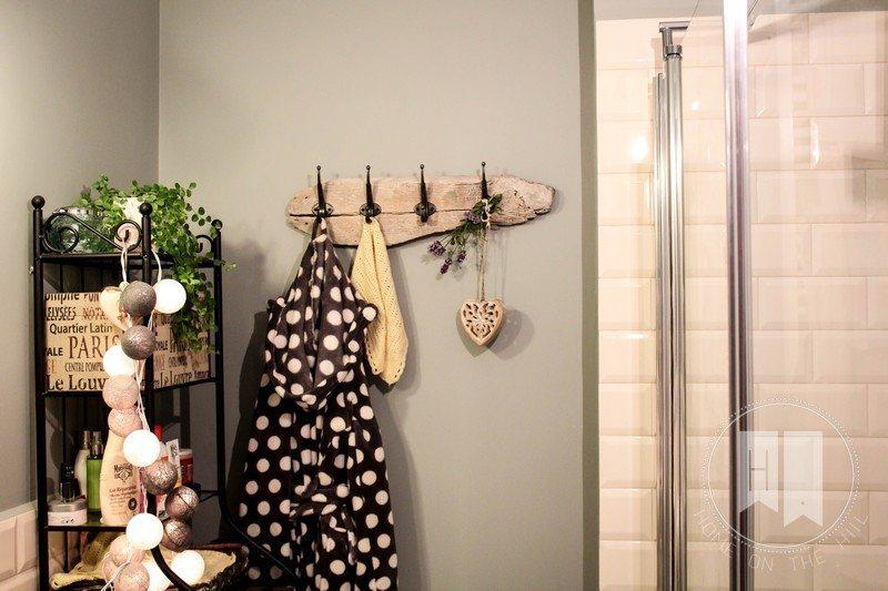 łazienka w stylu prowansalskim