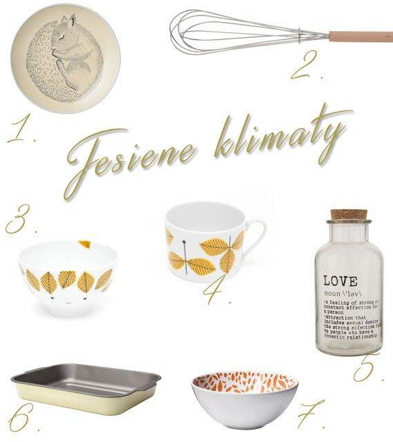 stylowe kuchenne akcesoria
