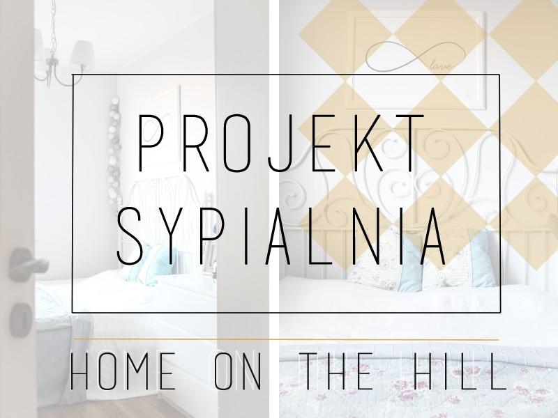 projekt sypialnia