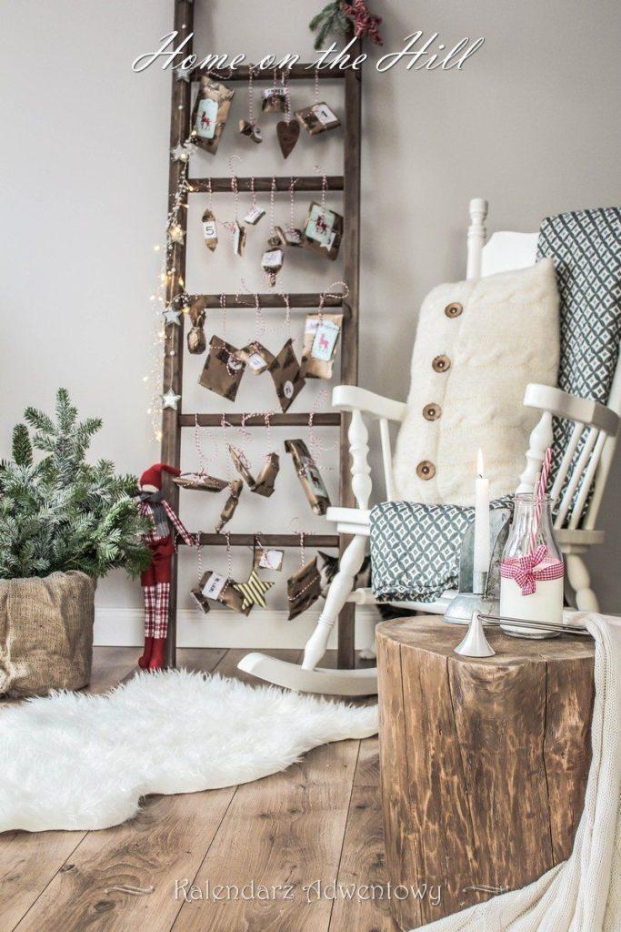blog diy świąteczne dekoracje