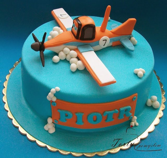 tort dla chłopca inspiracje