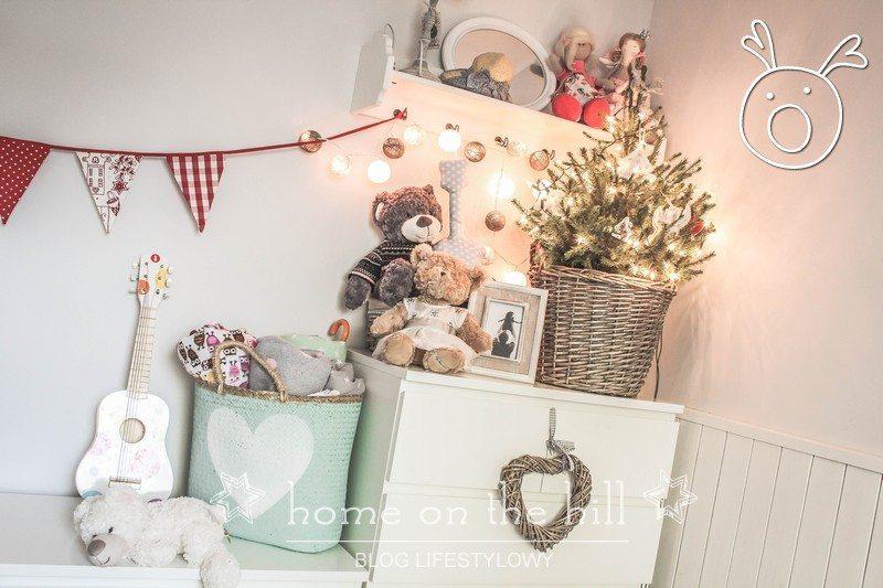 pokój dziecięcy na święta