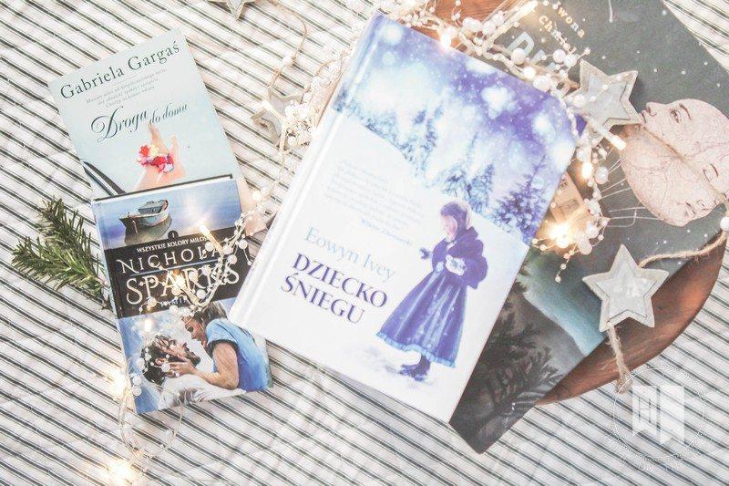 inspiracje książki na grudzień
