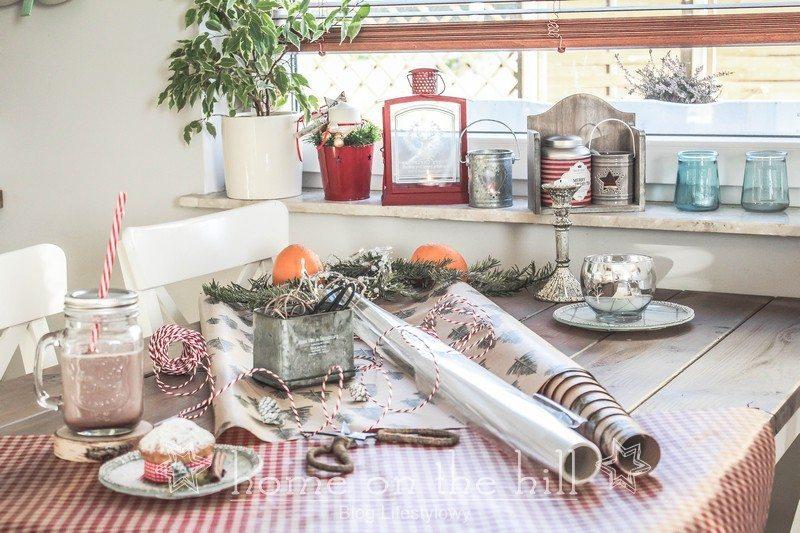 aranżacje świąteczne