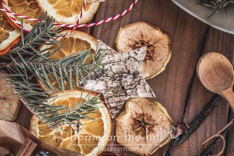 sposób na naturalny, świąteczny zapach w domu