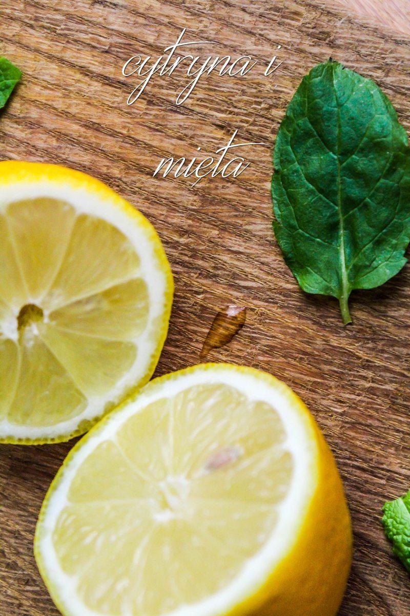 cytryna-mięta