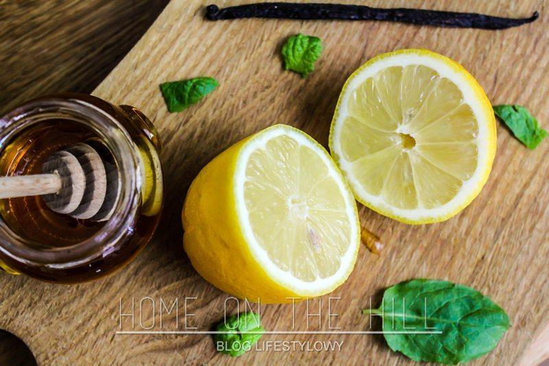 cytryna z miętą