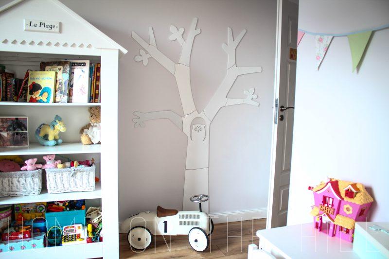 pokój dzieciecy w skandynawskim stylu