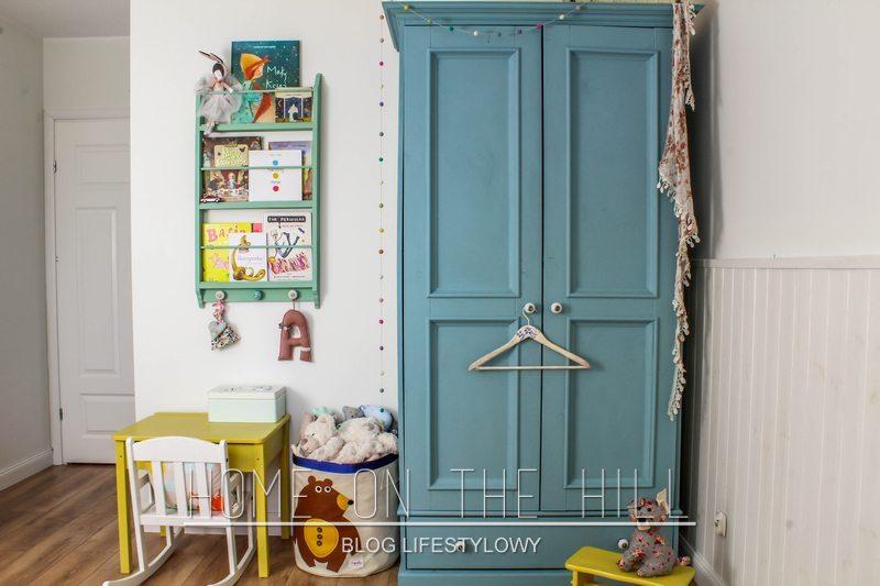 szafa vintage dla dzieci