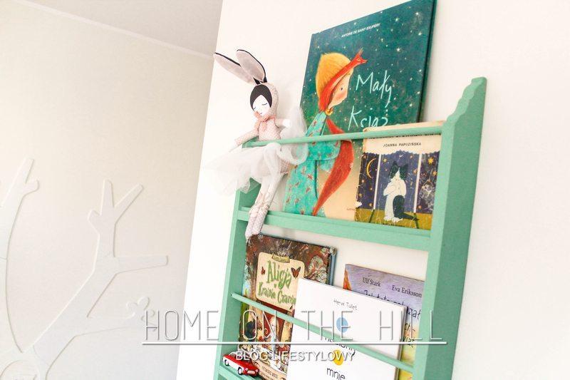 półeczka-na-książki-pokój-dziecięcy