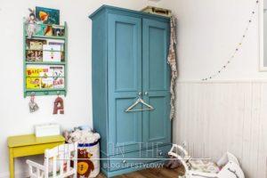 sztara szafa do pokoju dzieciecego