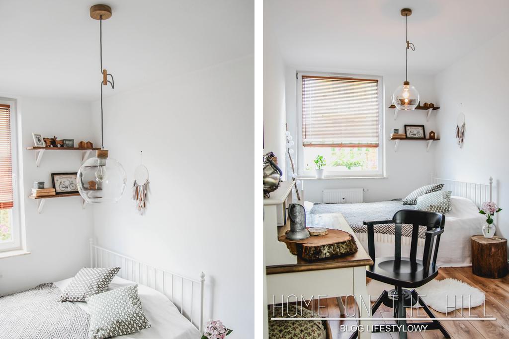 lampa sufitowa w stylu skandynawskim