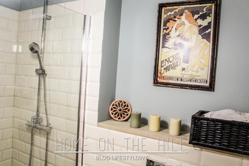 łazienka W Stylu Francuskim Home On The Hill Blog