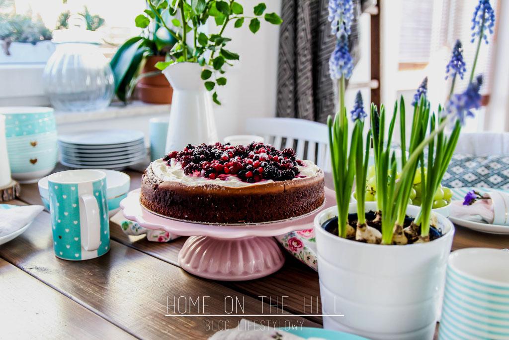 przepis na czekoladowe ciasto