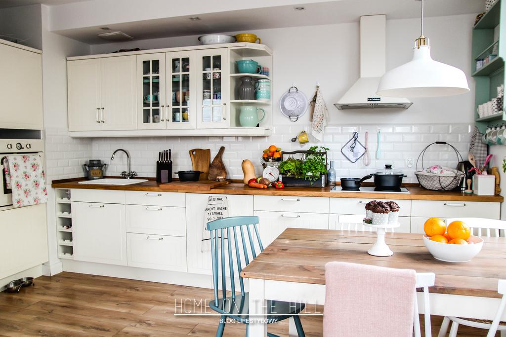 Kuchnia Biała Inspiracje Home On The Hill Blog Lifestylowy