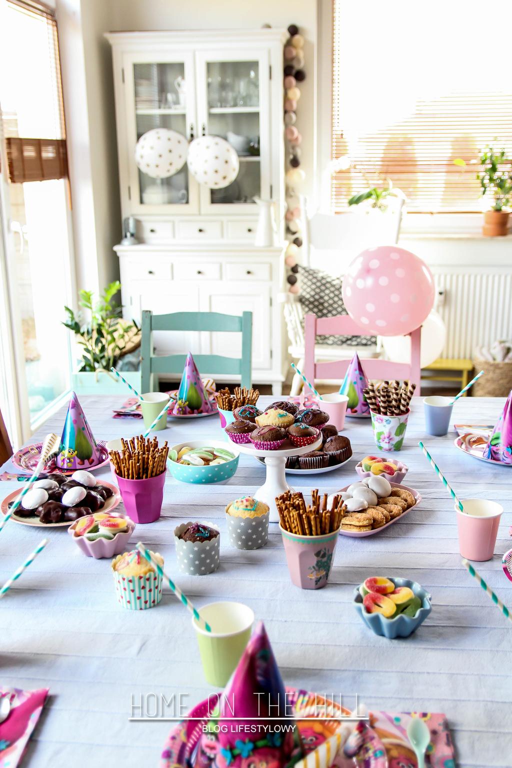 urodzinowe przyjęcie