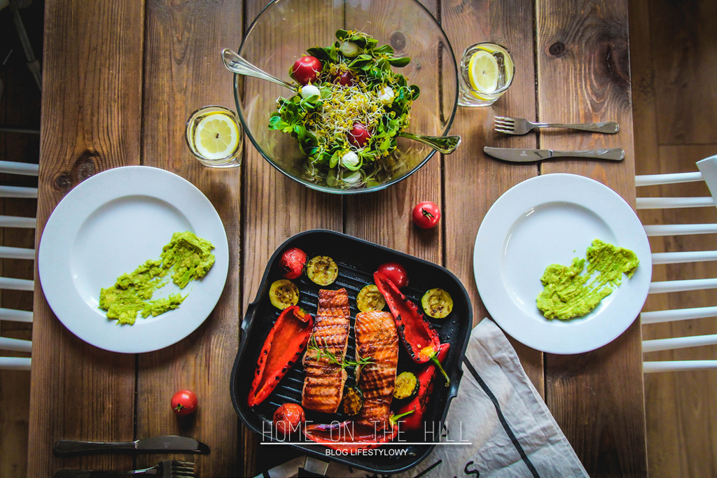 przepis na zdrowy obiad