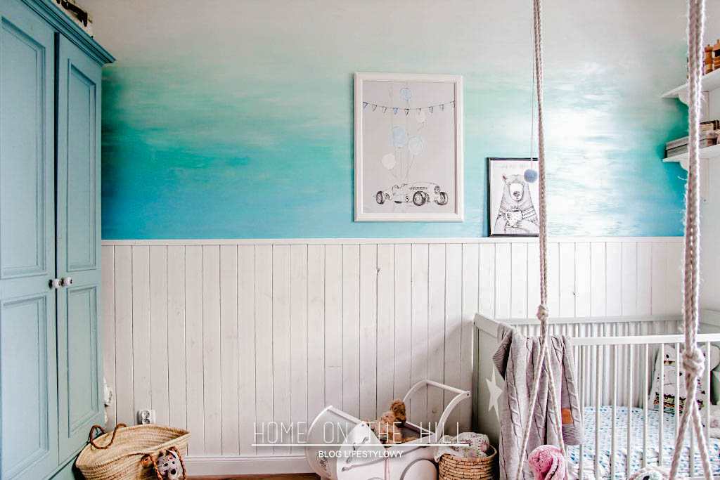 kids room scandi