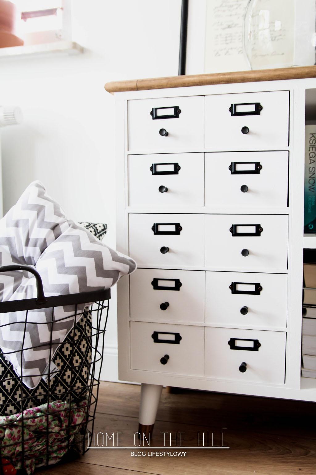 Inne rodzaje szafka biblioteczna diy - Home on the Hill - blog lifestylowy PI35