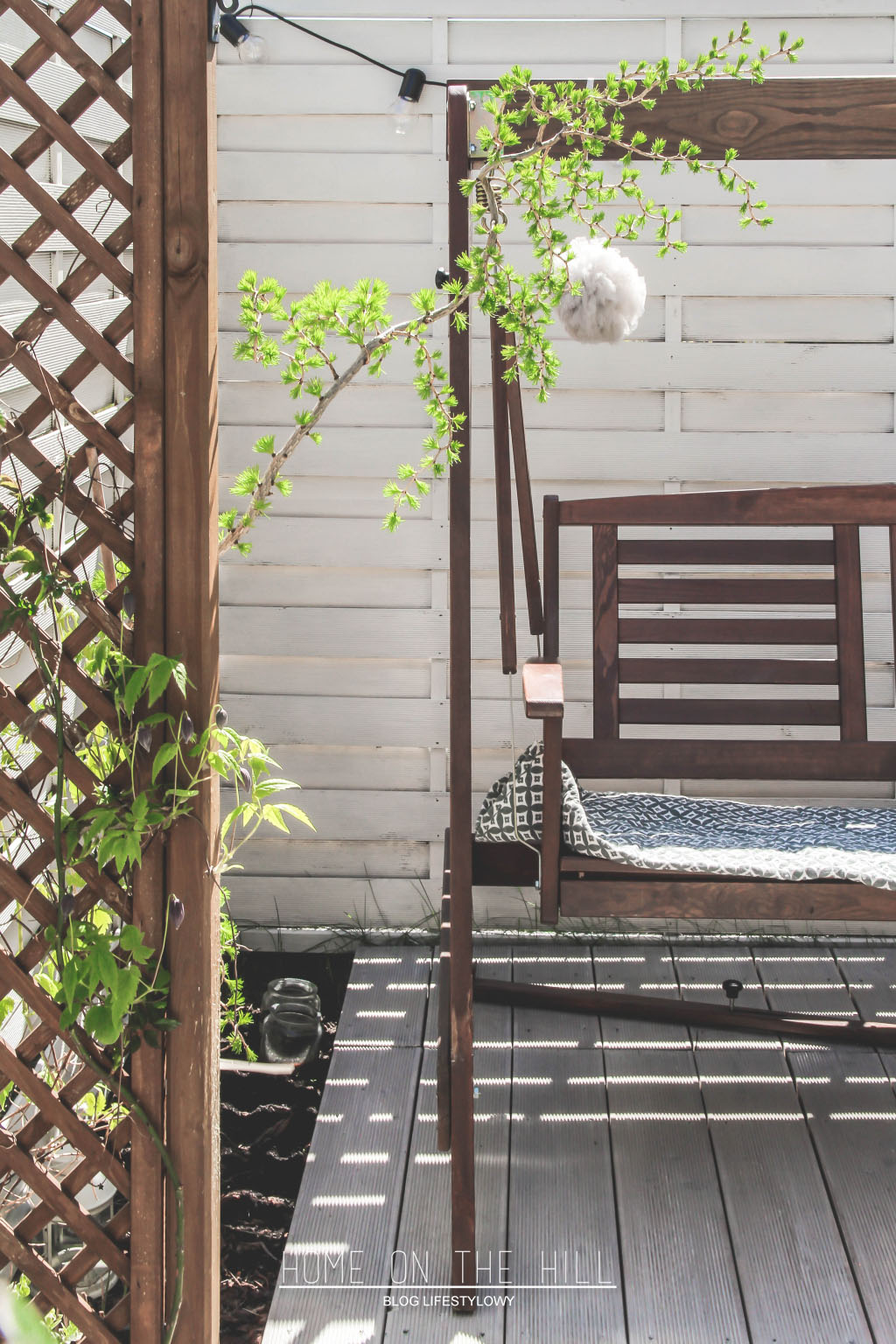 Maly Ogrodek Przydomowy Home On The Hill Blog Lifestylowy