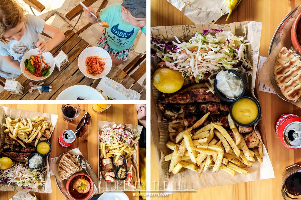 jedzenie cypr