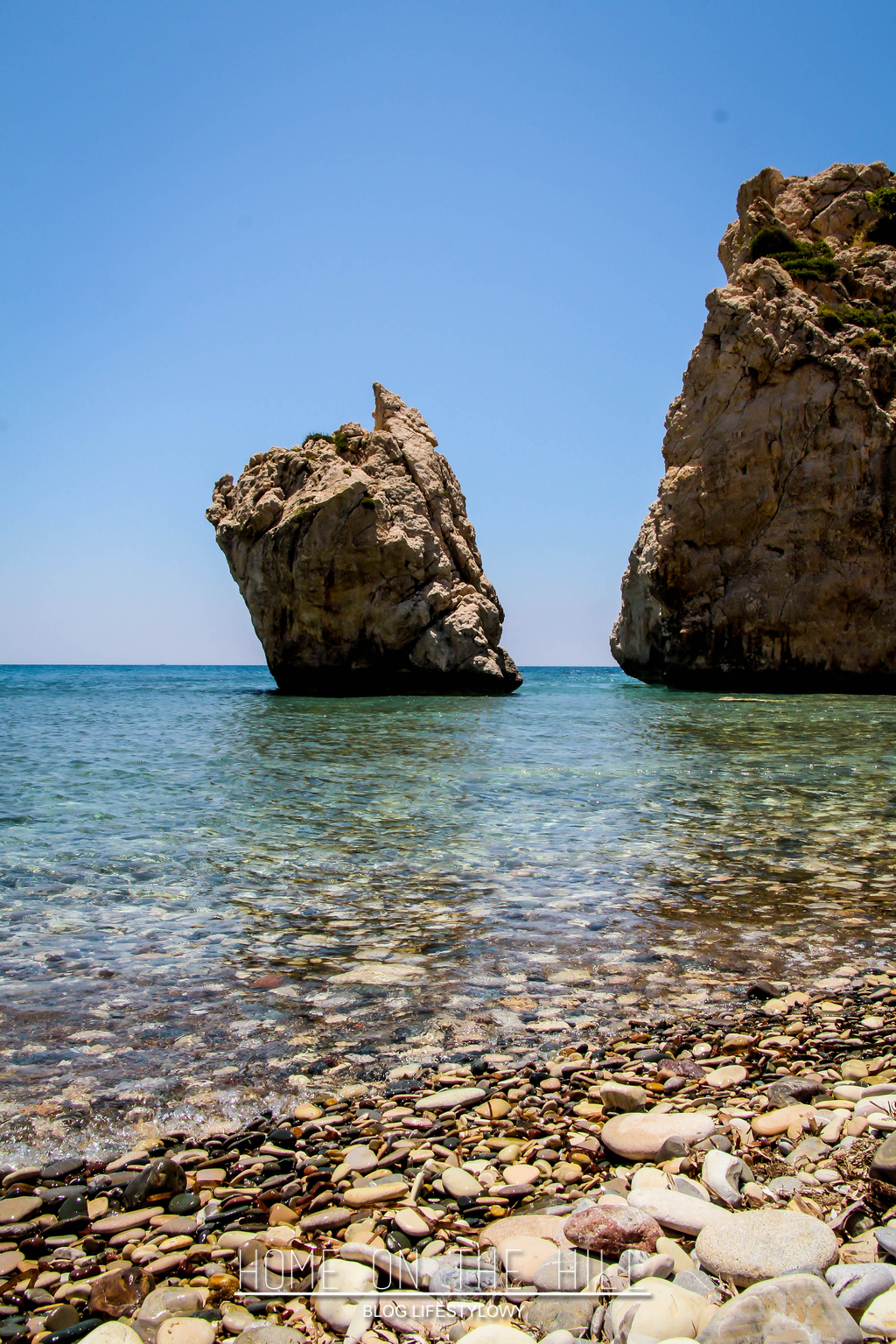 plaża afrodyty cypr