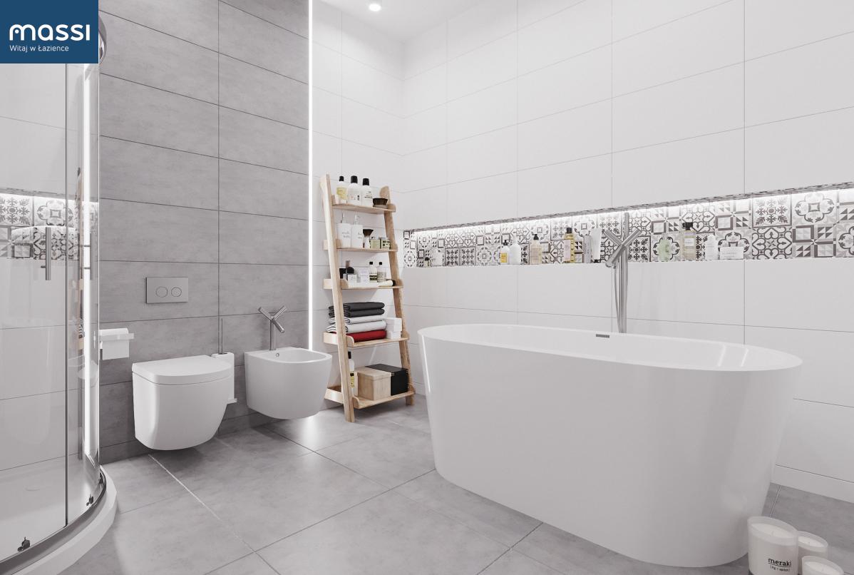 łazienka wyposażenie