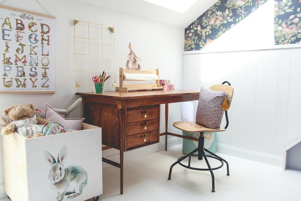 biurko pokój ucznia