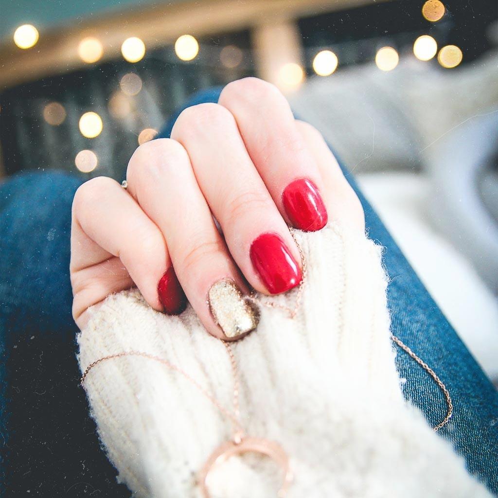 manicure hybrydowy w domu