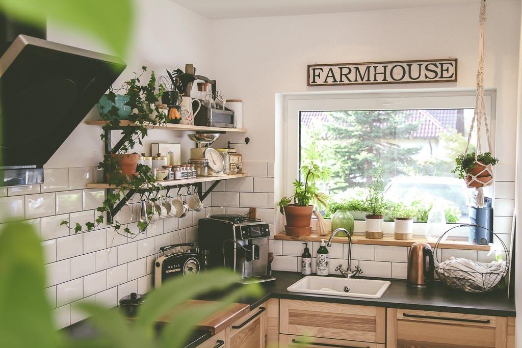 diy szyld farmhouse