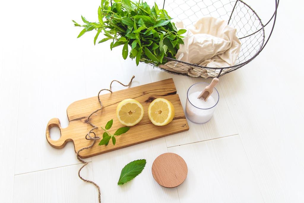 DIY naturalne kosmetyki z mięty – zrobisz je w 10 minut!
