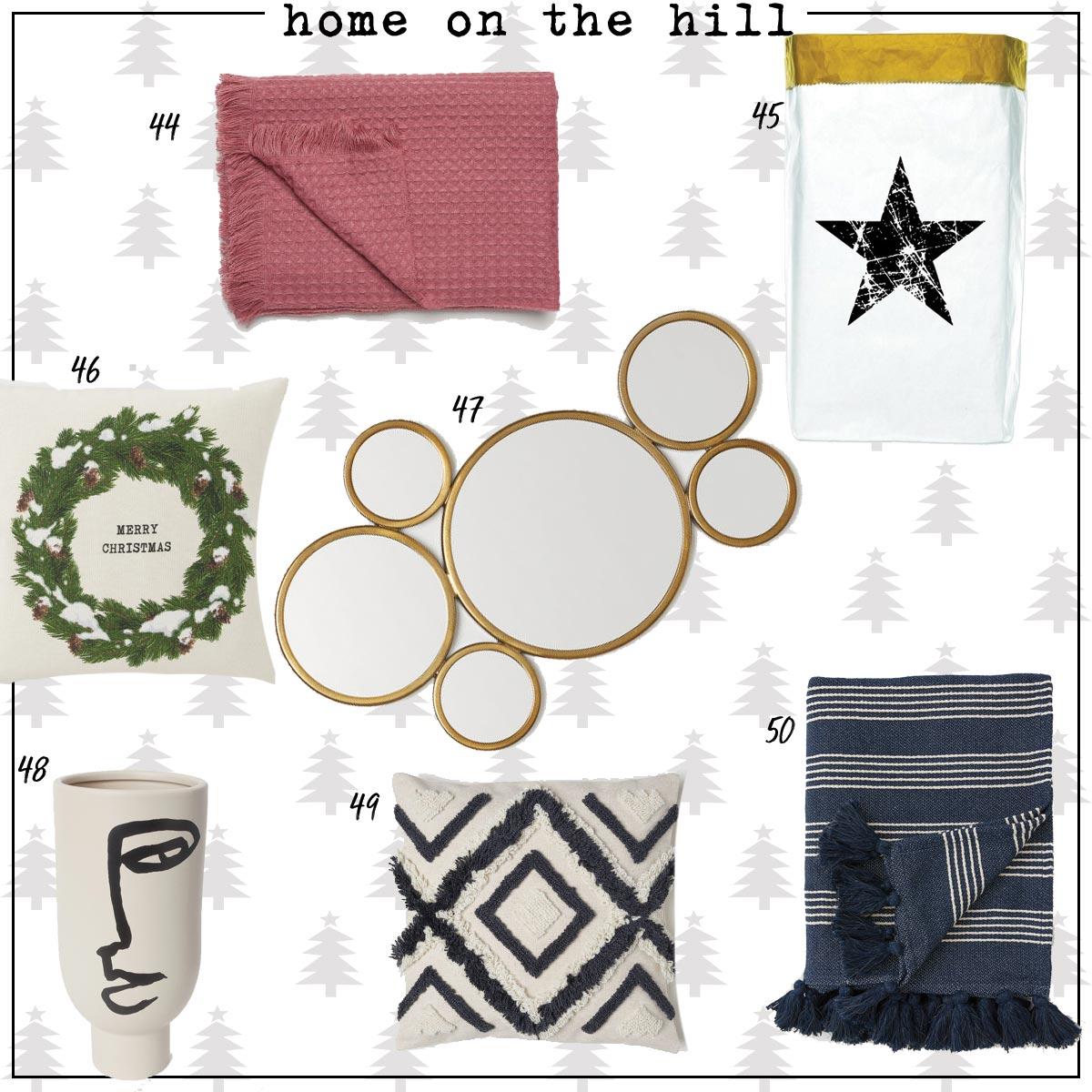 50 pomysłów na prezent do domu - świąteczny prezentownik.