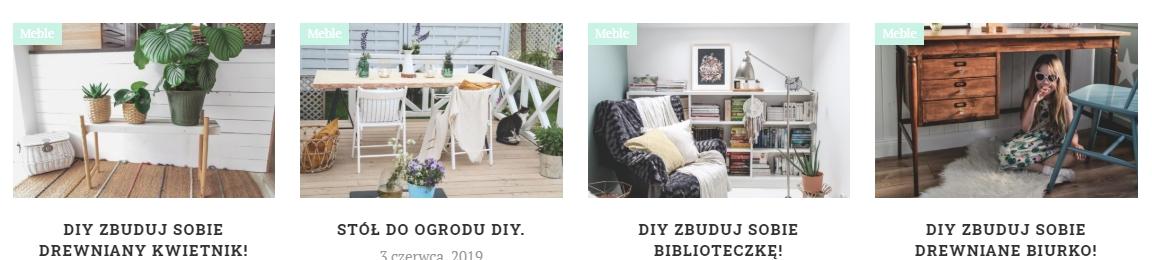 meble DIY