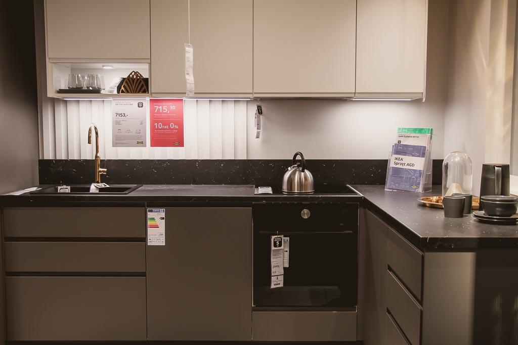 kuchnia układ mebli