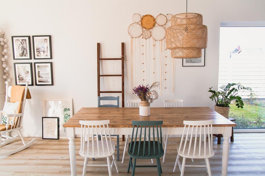 DIY stół
