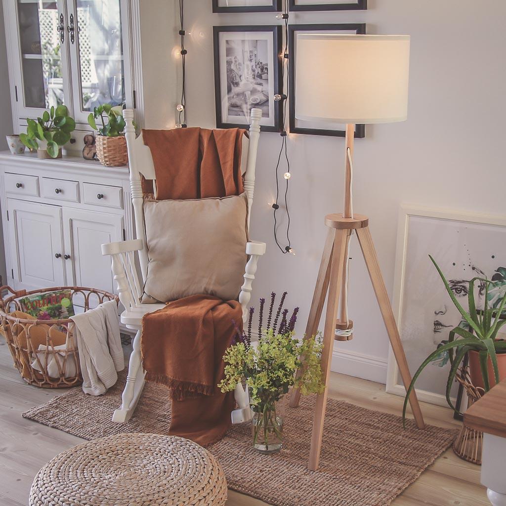 Szybkie dekoratorskie triki do wykorzystania w salonie