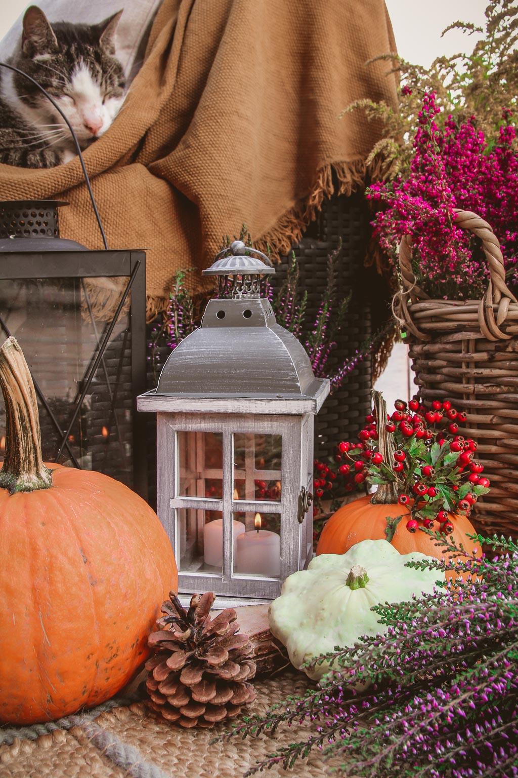 ozdoby jesień