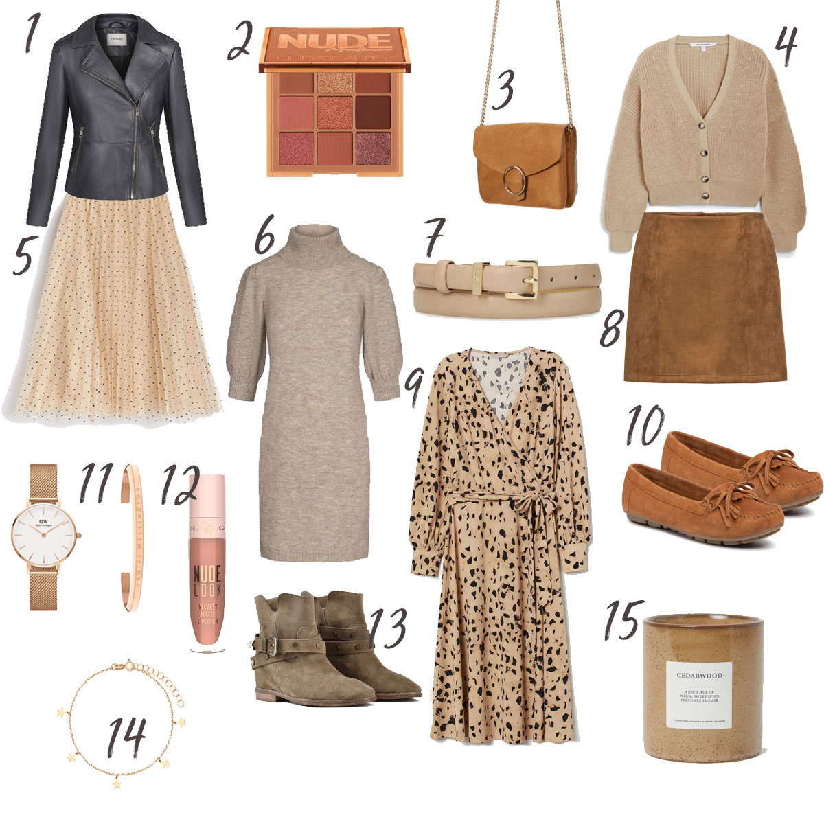 modne ubrania na jesień