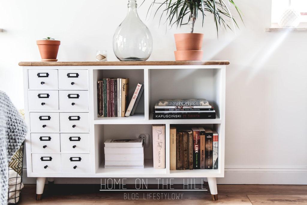 Jak stylizować półki