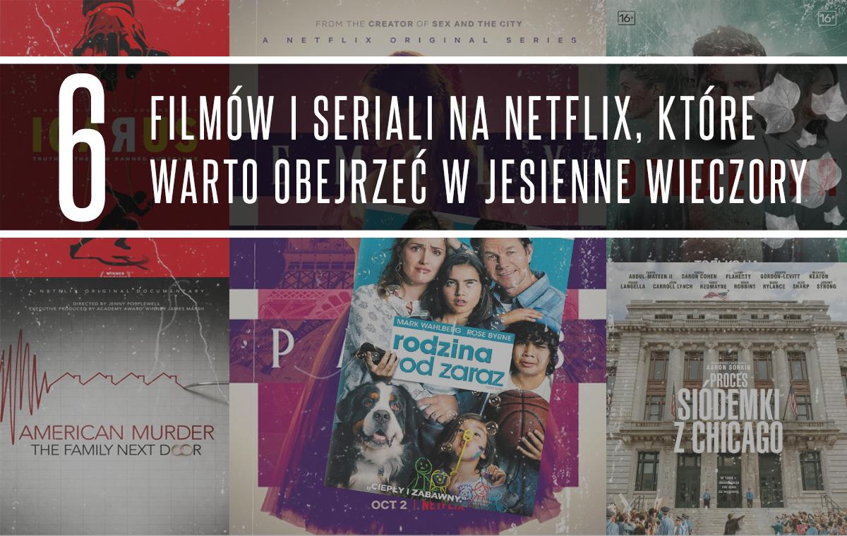 Filmy i seriale na Netflix