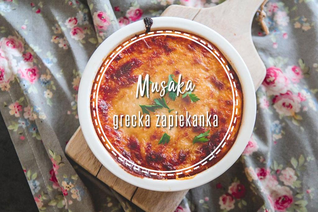 musaka - grecka zapiekanka