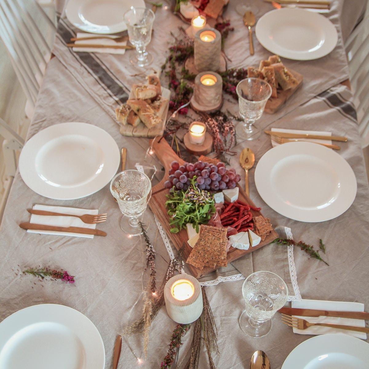 Jak udekorować stół?